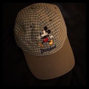 Original Disney Mickey Mouse hat.